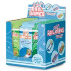 Assorted Mini - Ball Games Travel Sized Fun
